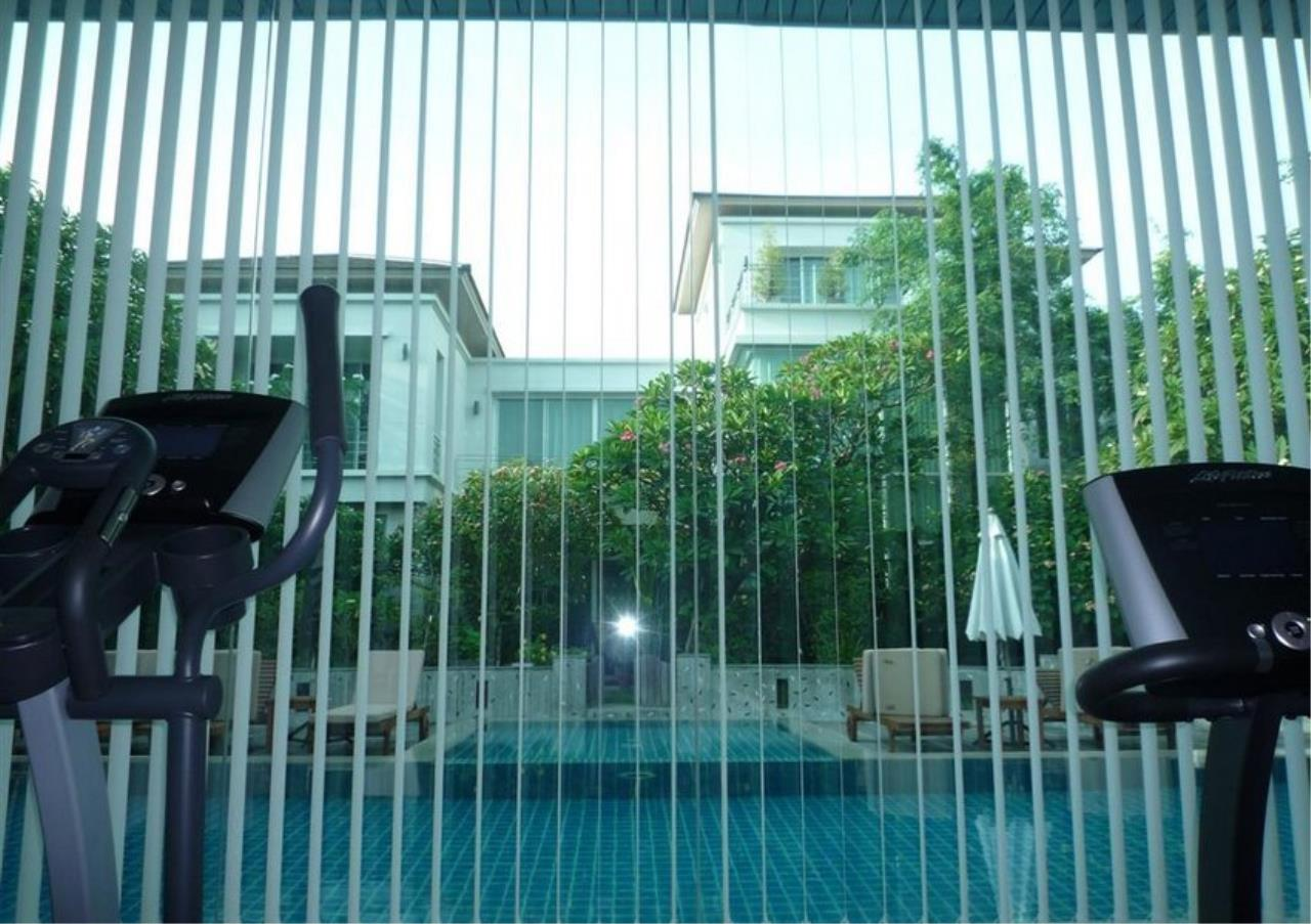 Bangkok Residential Agency's 4 Bed Single House in Compound For Rent in On Nut BR7756SH 20