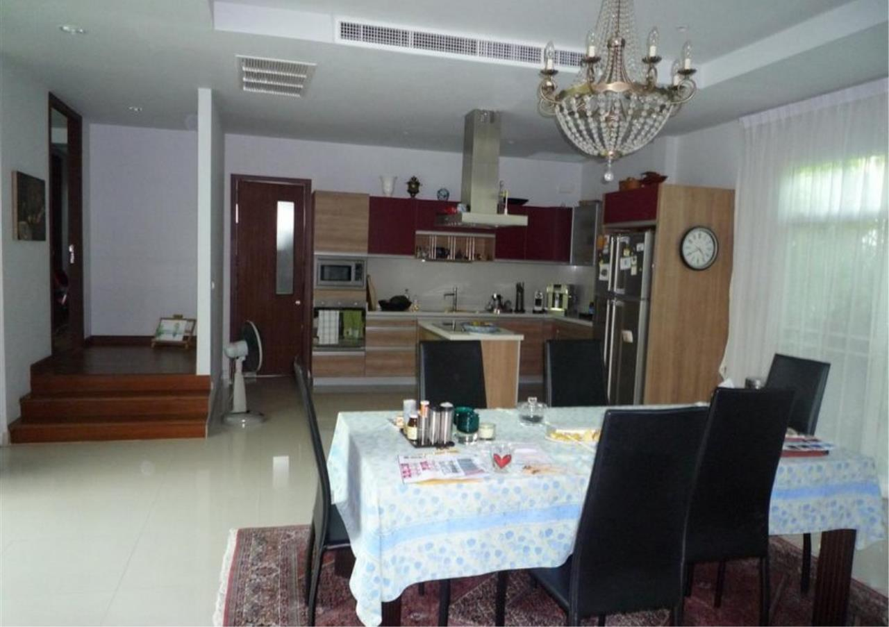 Bangkok Residential Agency's 4 Bed Single House in Compound For Rent in On Nut BR7756SH 34