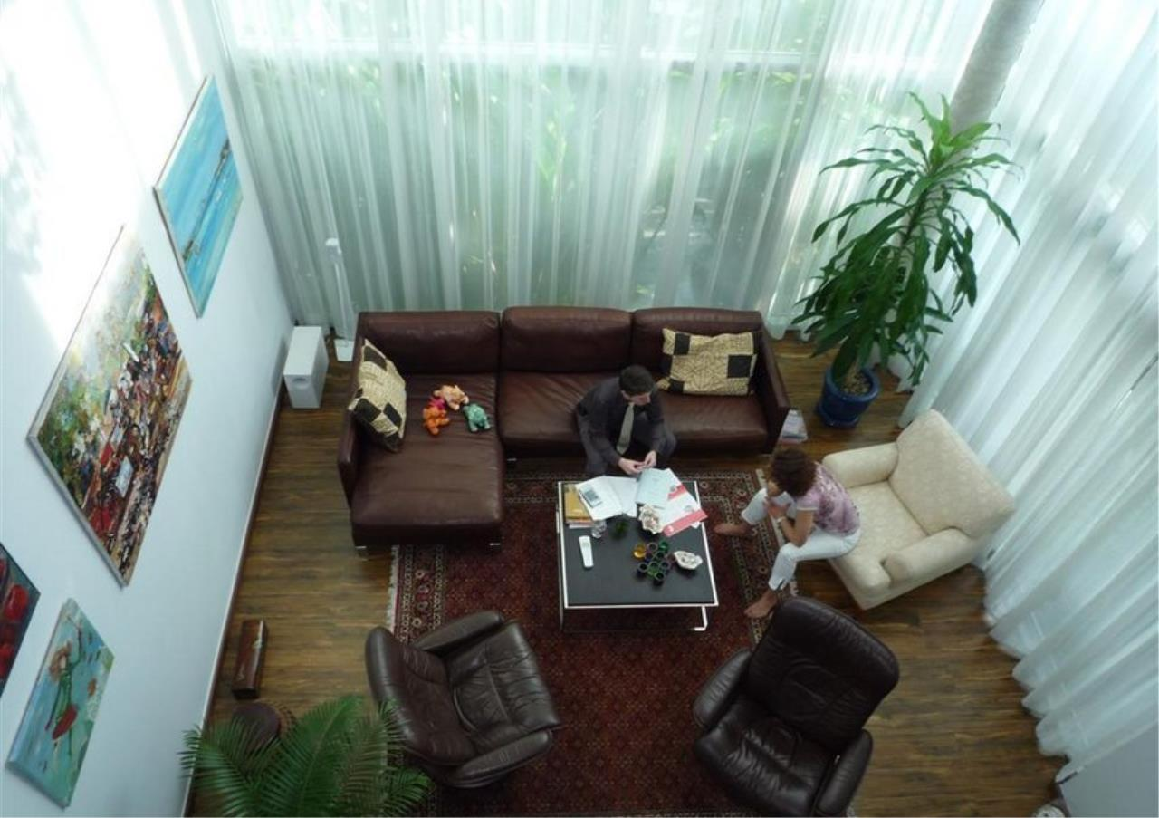 Bangkok Residential Agency's 4 Bed Single House in Compound For Rent in On Nut BR7756SH 37