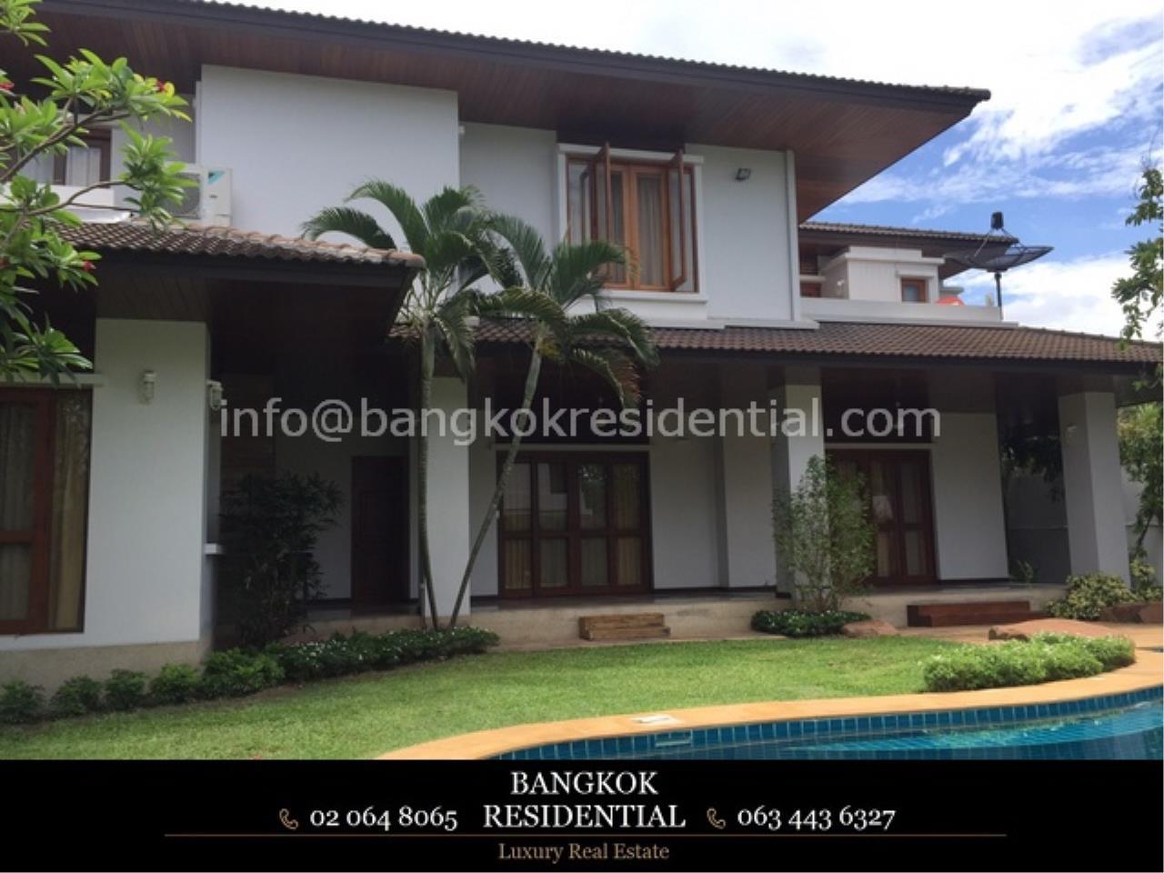 Bangkok Residential Agency's 4BR Muban Panya For Rent (BR7758SH) 2