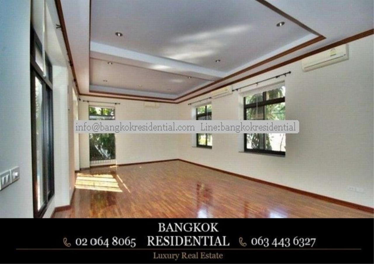 Bangkok Residential Agency's 6 Bed Single House in Compound For Rent in Thonglor BR7778SH 2