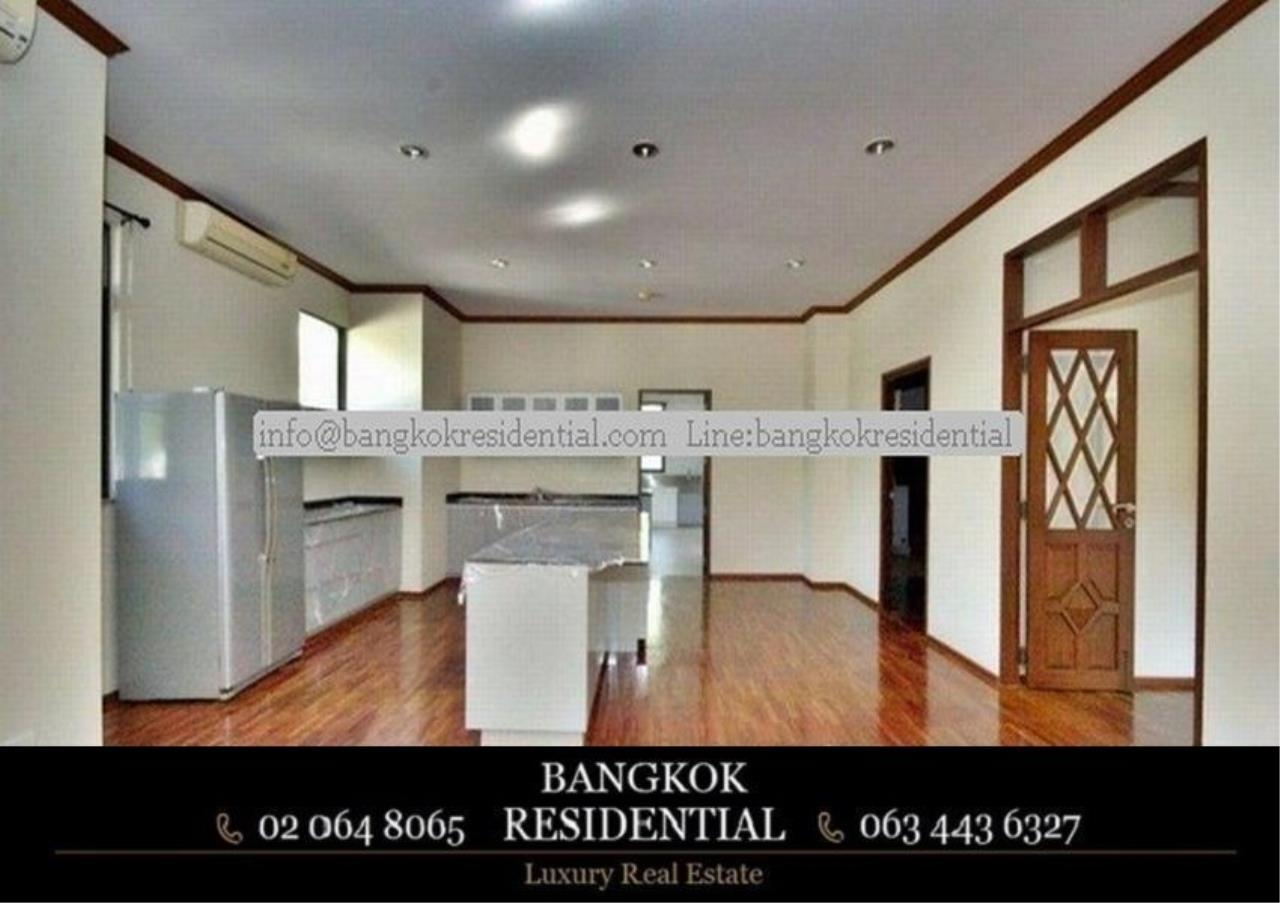 Bangkok Residential Agency's 6 Bed Single House in Compound For Rent in Thonglor BR7778SH 4