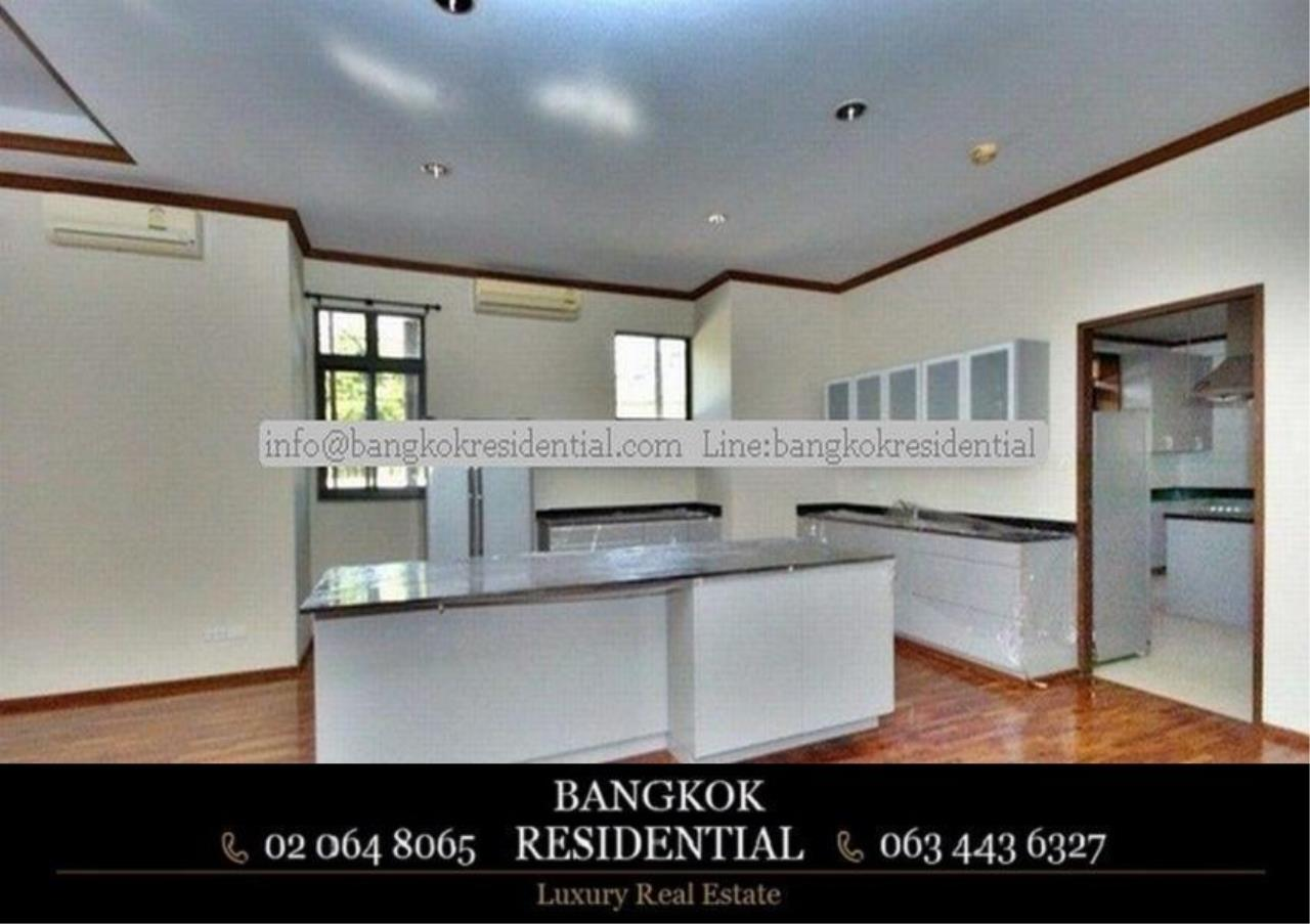 Bangkok Residential Agency's 6 Bed Single House in Compound For Rent in Thonglor BR7778SH 5