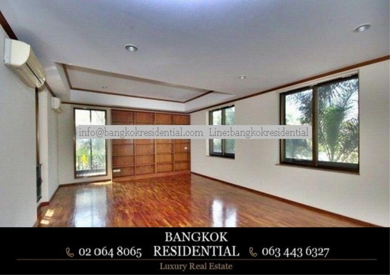 Bangkok Residential Agency's 6 Bed Single House in Compound For Rent in Thonglor BR7778SH 12