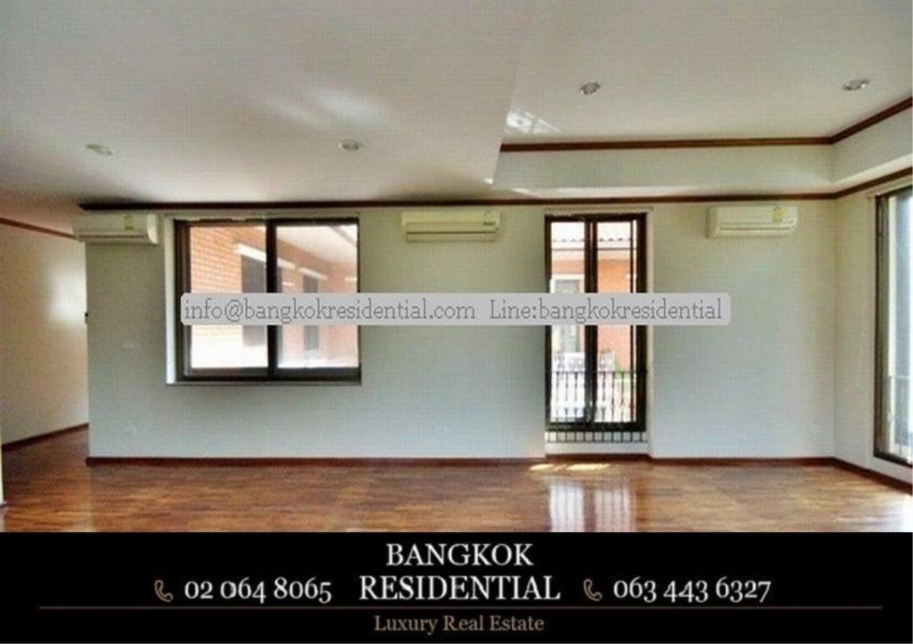 Bangkok Residential Agency's 6 Bed Single House in Compound For Rent in Thonglor BR7778SH 15
