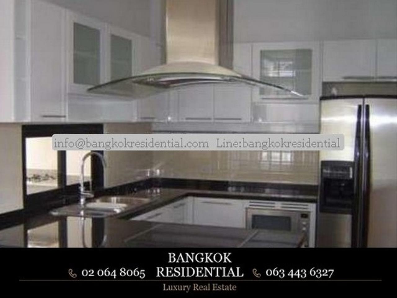 Bangkok Residential Agency's 3 Bed Single House in Compound For Rent in Thonglor BR7799SH 4