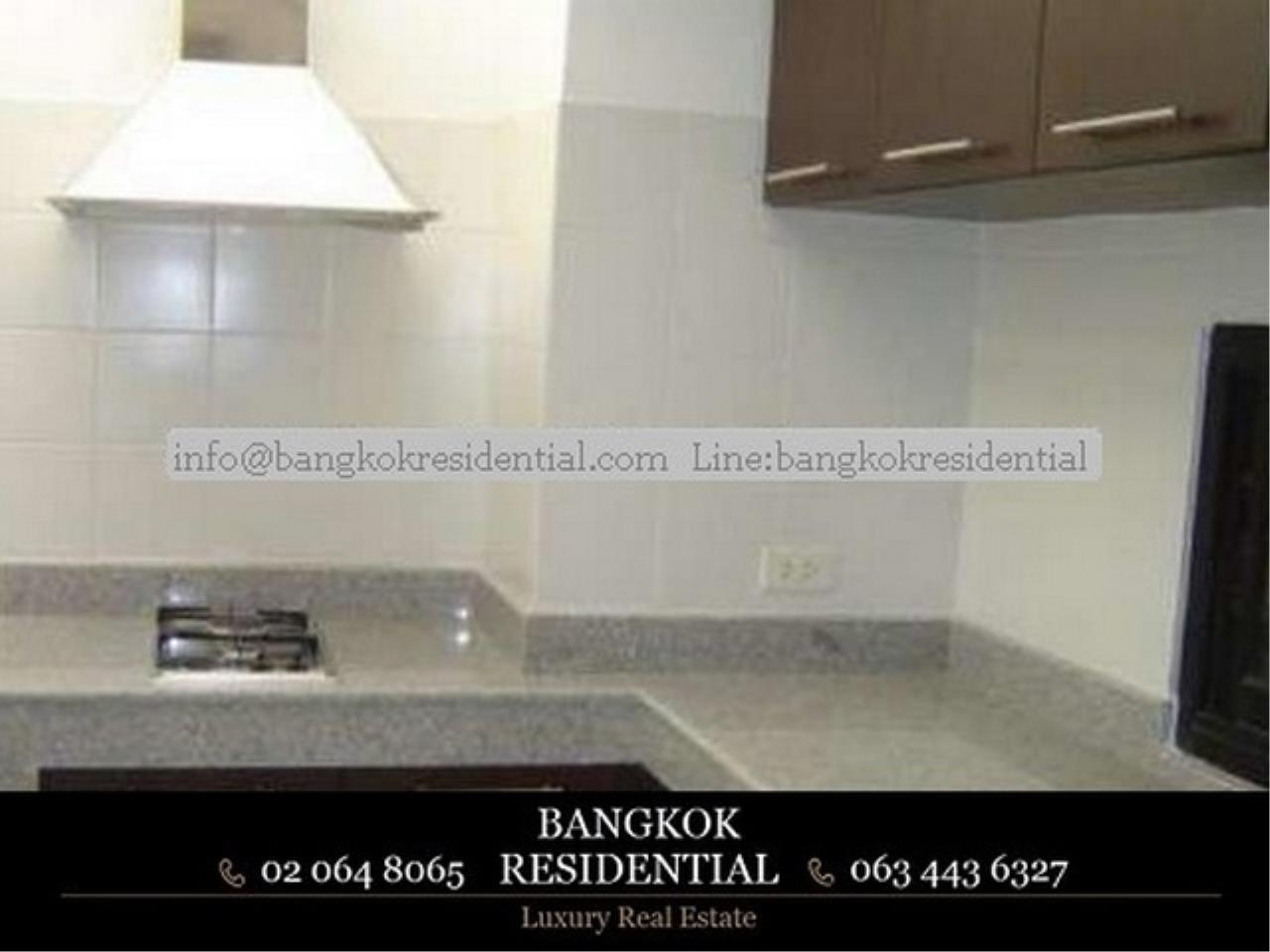 Bangkok Residential Agency's 3 Bed Single House in Compound For Rent in Thonglor BR7799SH 5