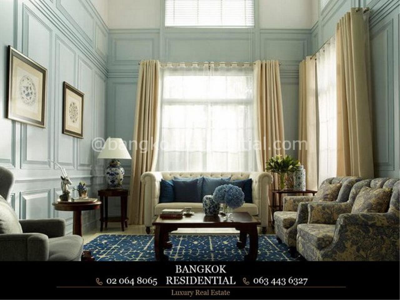Bangkok Residential Agency's 4BR Narasiri Pattanakarn For Rent (BR7921SH) 1