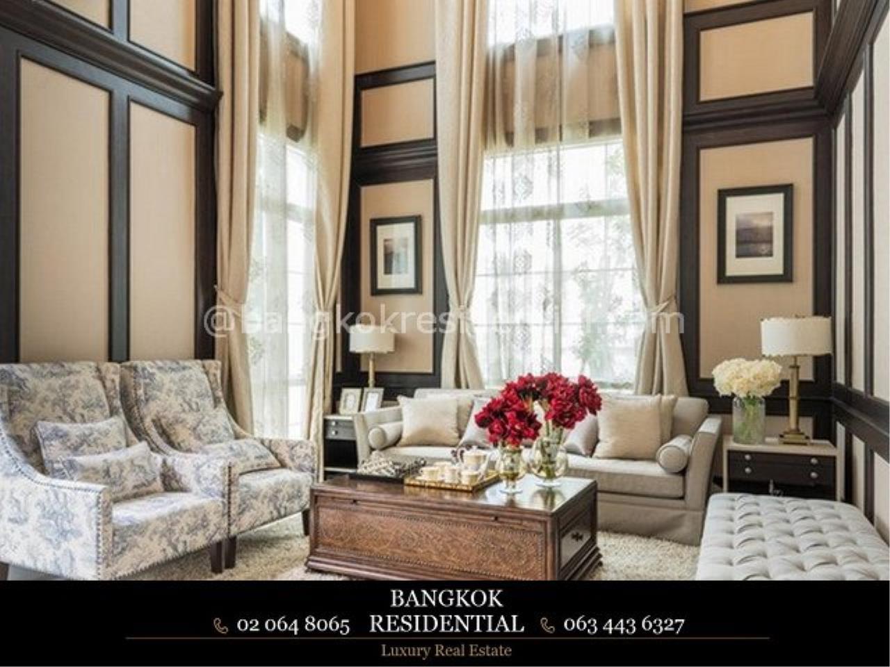 Bangkok Residential Agency's 4BR Narasiri Pattanakarn For Rent (BR7921SH) 6