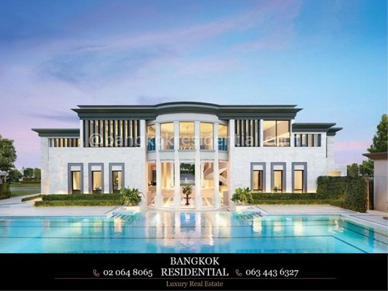 Bangkok Residential Agency's 4BR Narasiri Pattanakarn For Rent (BR7921SH) 9