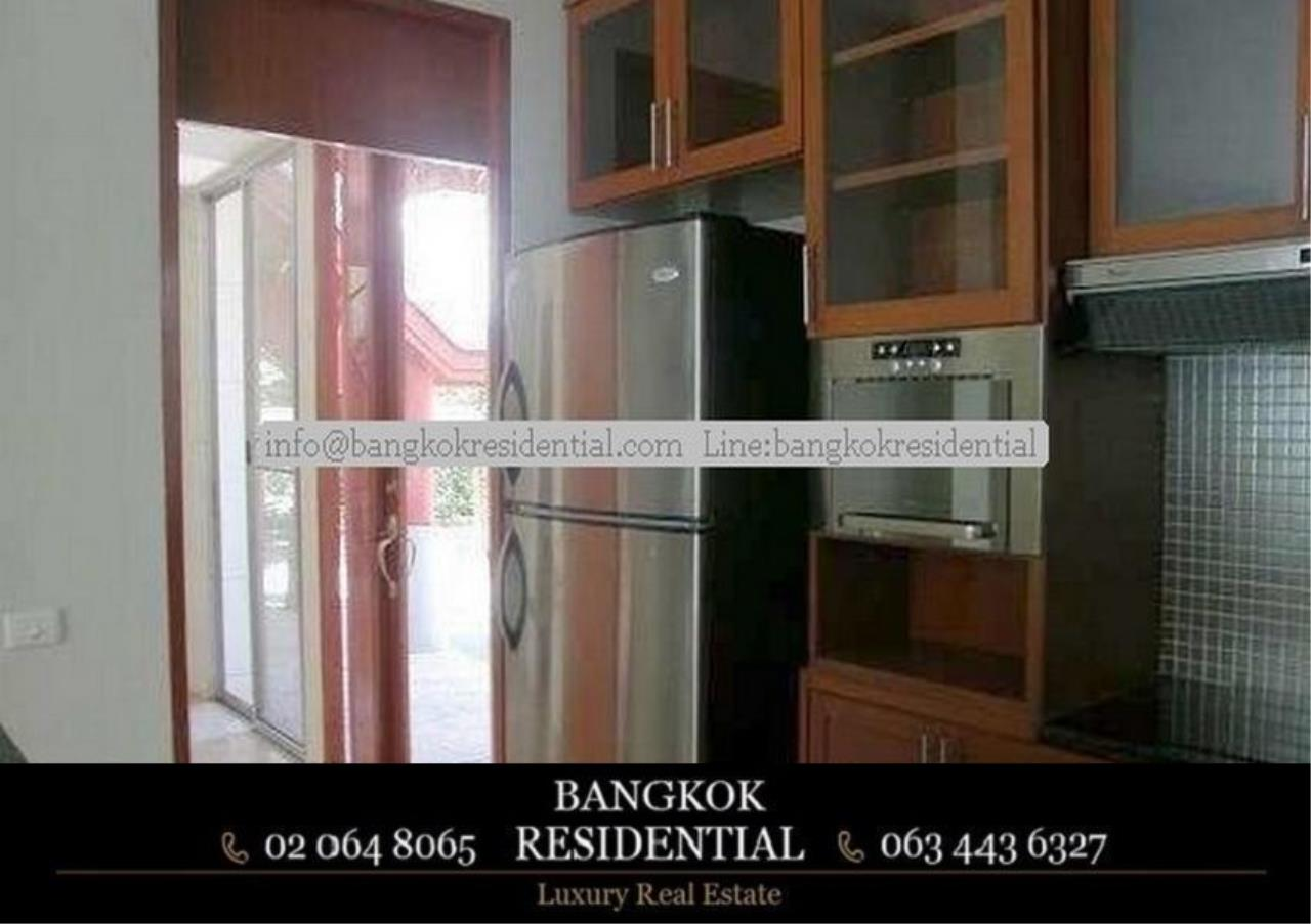 Bangkok Residential Agency's 4 Bed Single House in Compound For Rent in Phetchaburi BR7935SH 3
