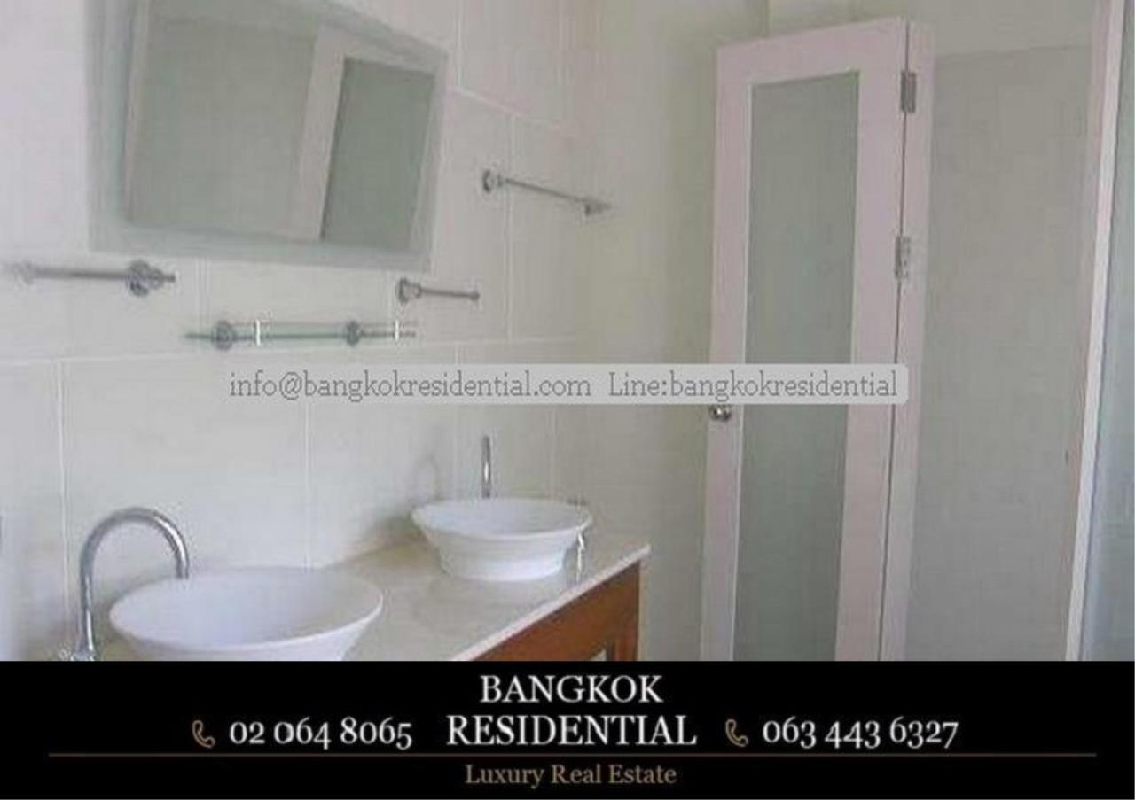 Bangkok Residential Agency's 4 Bed Single House in Compound For Rent in Phetchaburi BR7935SH 7