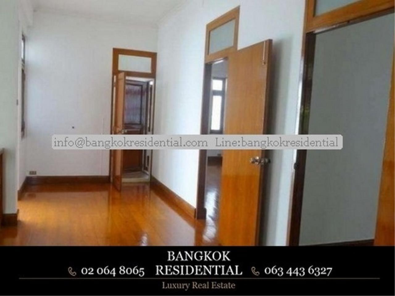 Bangkok Residential Agency's 4BR Single House For Rent (BR8060SH) 2