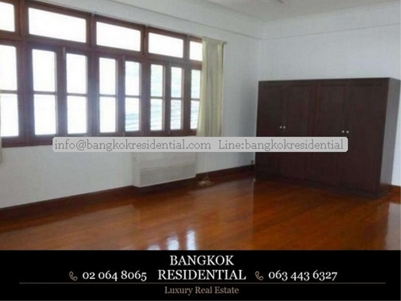 Bangkok Residential Agency's 4BR Single House For Rent (BR8060SH) 3