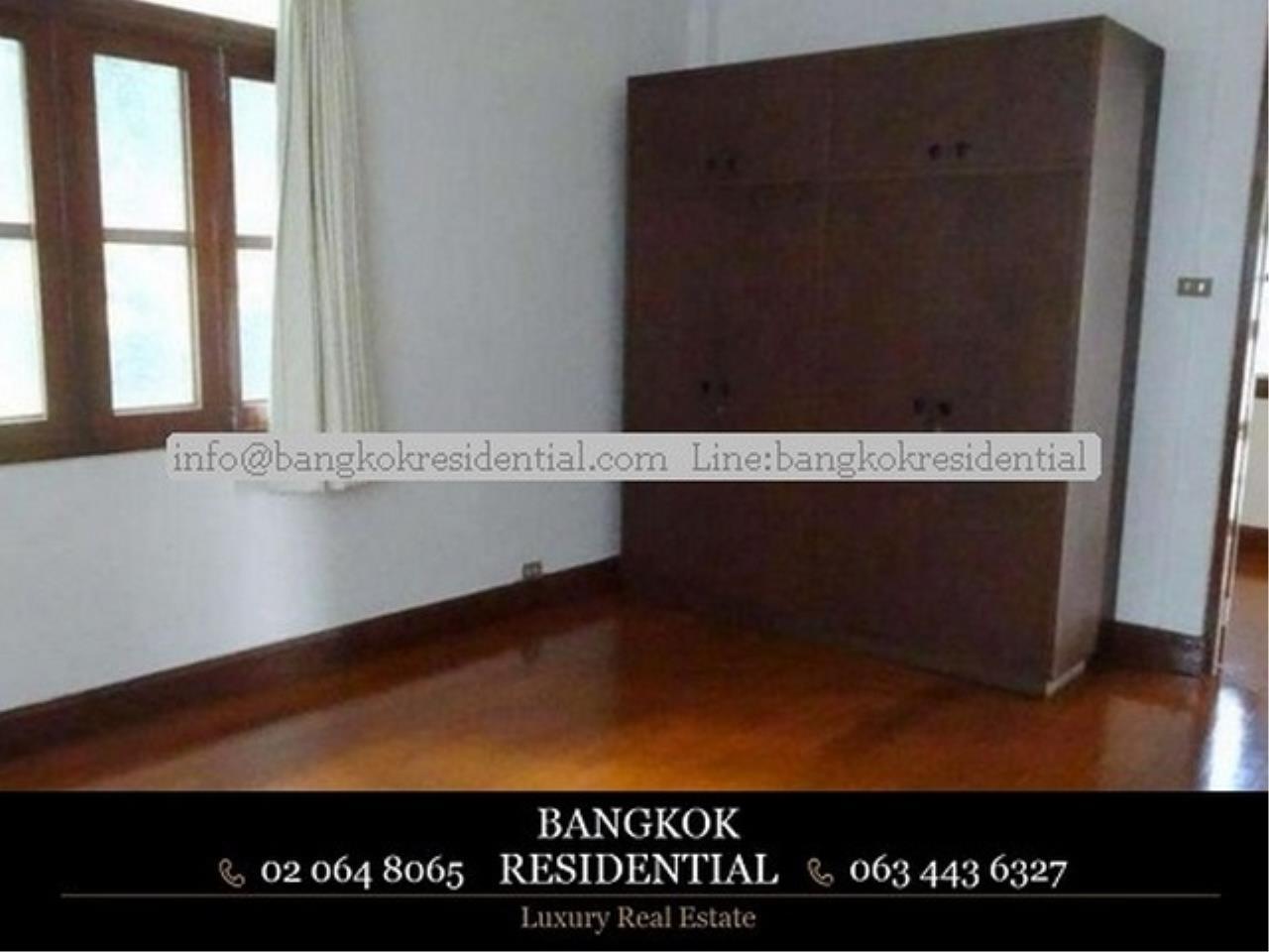 Bangkok Residential Agency's 4BR Single House For Rent (BR8060SH) 4