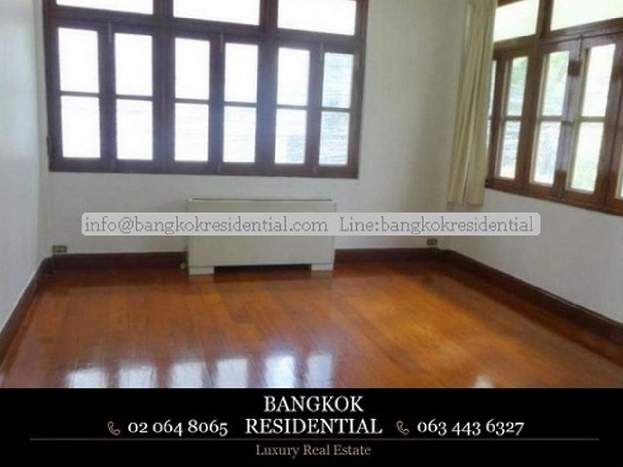 Bangkok Residential Agency's 4BR Single House For Rent (BR8060SH) 5