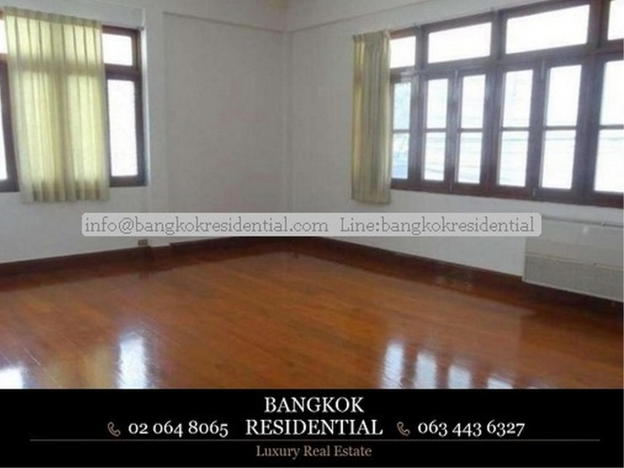 Bangkok Residential Agency's 4BR Single House For Rent (BR8060SH) 6
