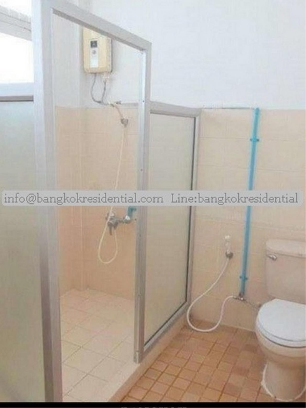 Bangkok Residential Agency's 4BR Single House For Rent (BR8060SH) 7