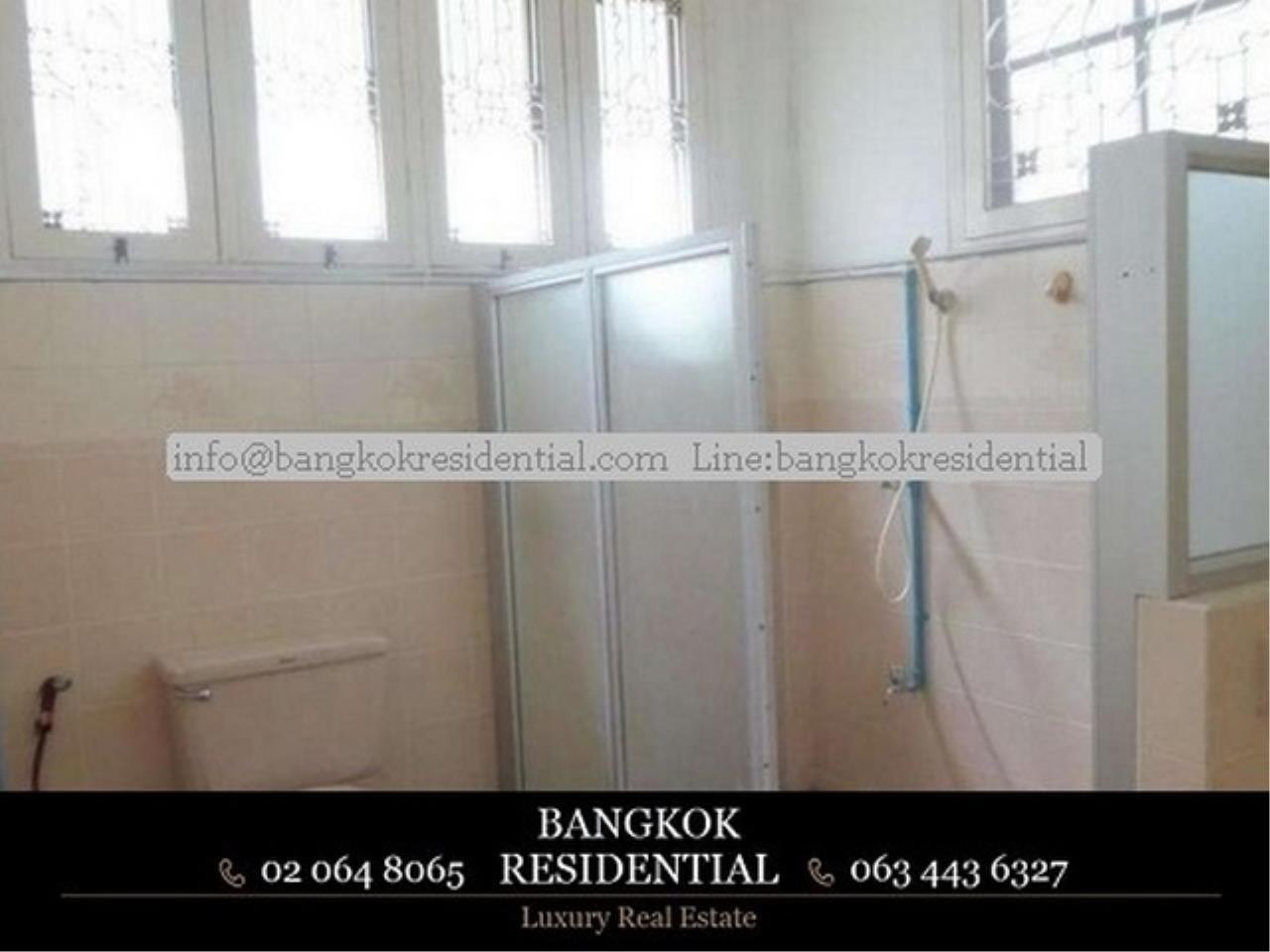 Bangkok Residential Agency's 4BR Single House For Rent (BR8060SH) 8
