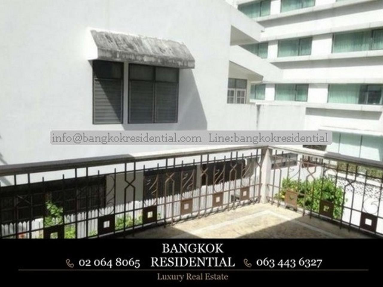 Bangkok Residential Agency's 4BR Single House For Rent (BR8060SH) 11