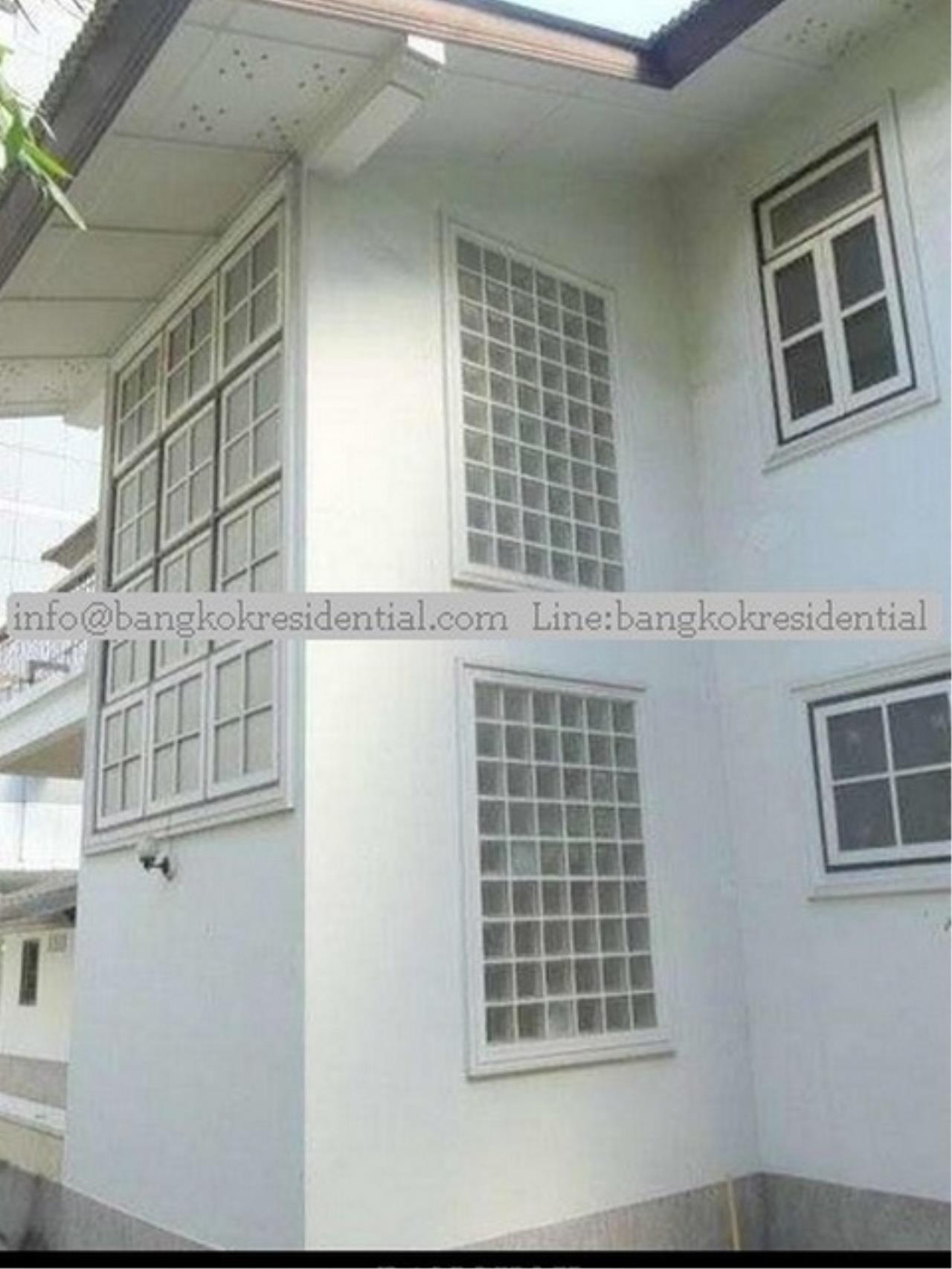 Bangkok Residential Agency's 4BR Single House For Rent (BR8060SH) 13