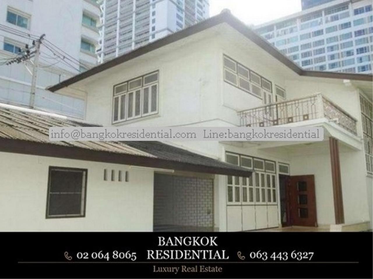 Bangkok Residential Agency's 4BR Single House For Rent (BR8060SH) 14
