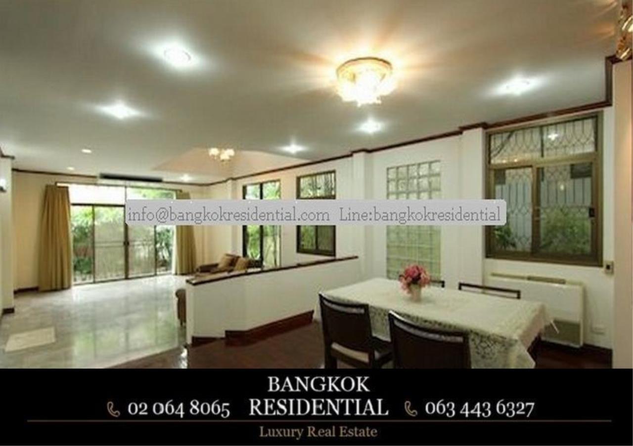 Bangkok Residential Agency's 5 Bed Single House For Rent in Nana BR8093SH 4