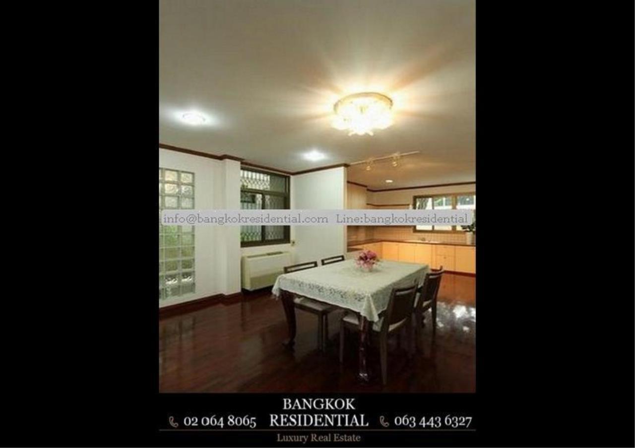 Bangkok Residential Agency's 5 Bed Single House For Rent in Nana BR8093SH 5