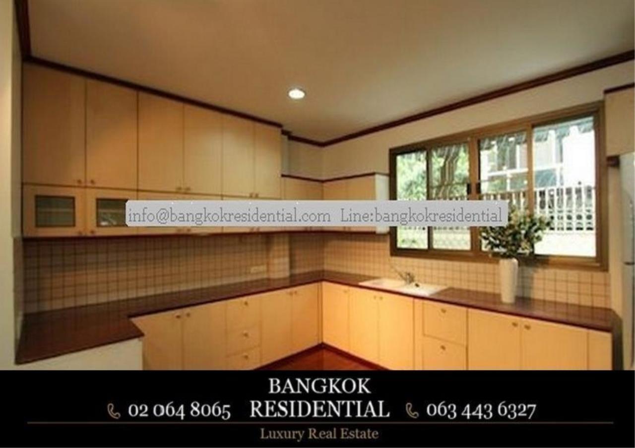Bangkok Residential Agency's 5 Bed Single House For Rent in Nana BR8093SH 6
