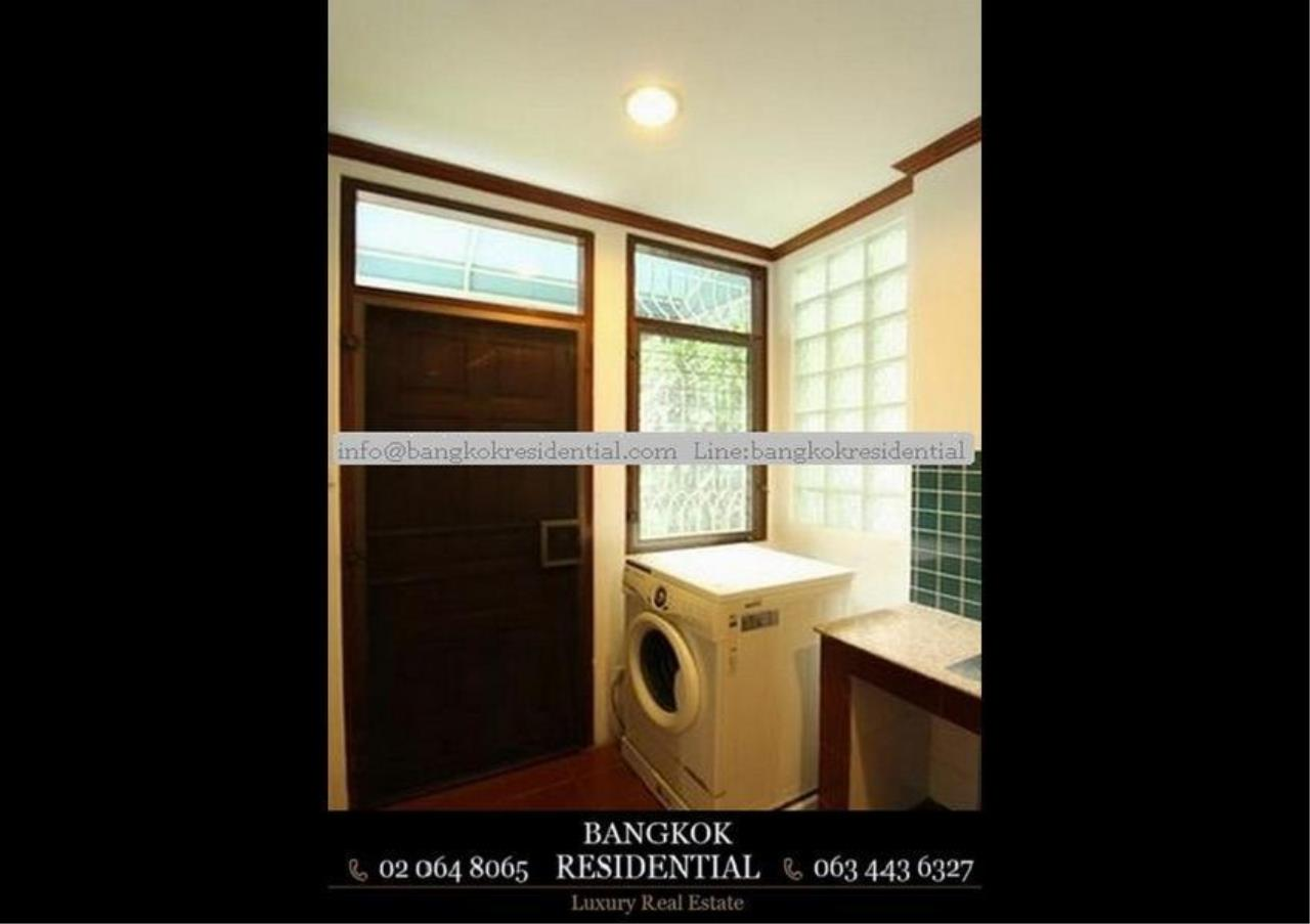 Bangkok Residential Agency's 5 Bed Single House For Rent in Nana BR8093SH 8