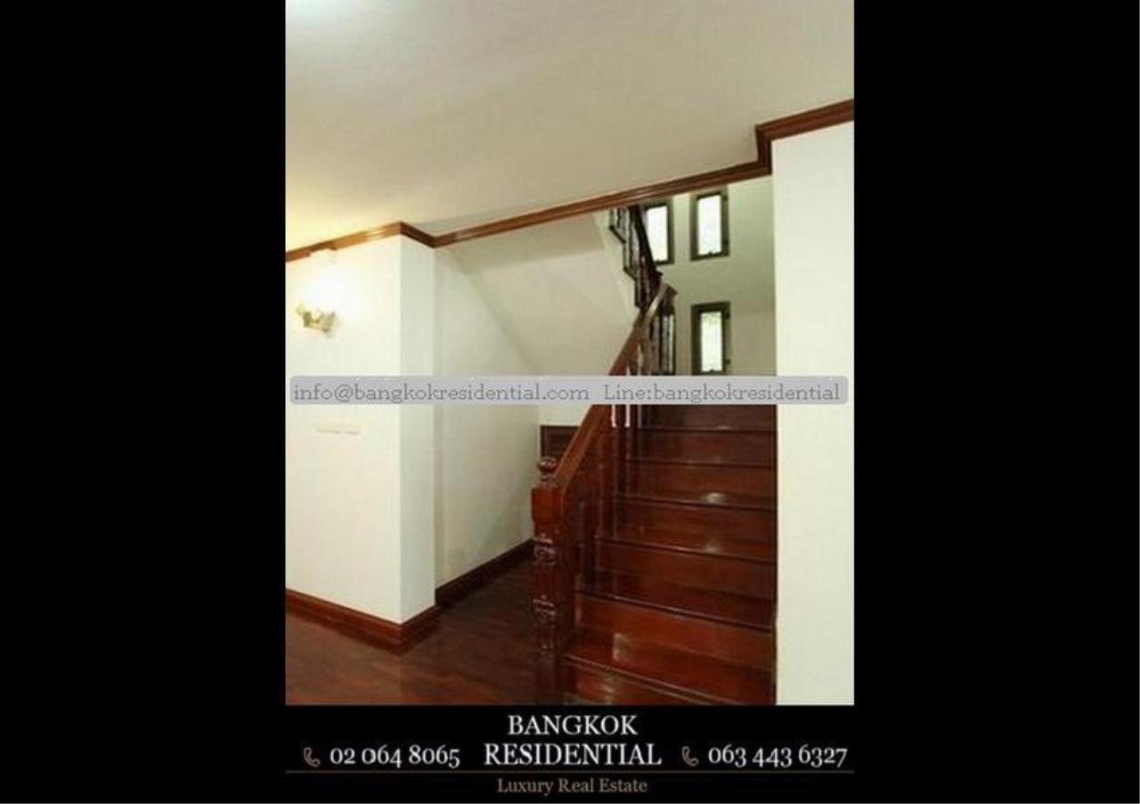 Bangkok Residential Agency's 5 Bed Single House For Rent in Nana BR8093SH 9