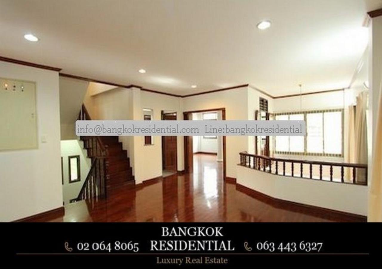 Bangkok Residential Agency's 5 Bed Single House For Rent in Nana BR8093SH 10