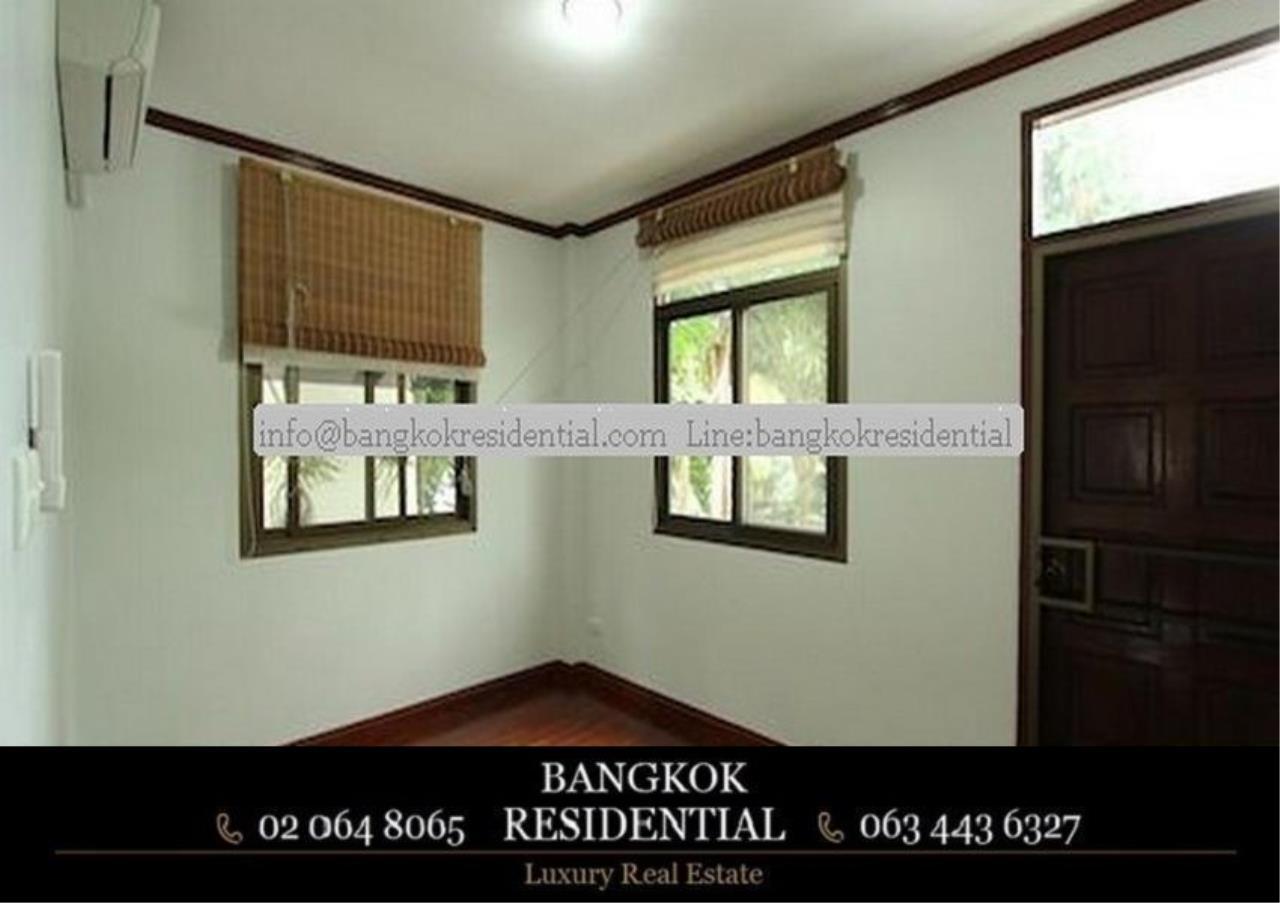 Bangkok Residential Agency's 5 Bed Single House For Rent in Nana BR8093SH 11