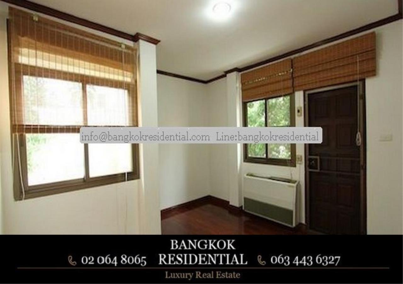 Bangkok Residential Agency's 5 Bed Single House For Rent in Nana BR8093SH 12
