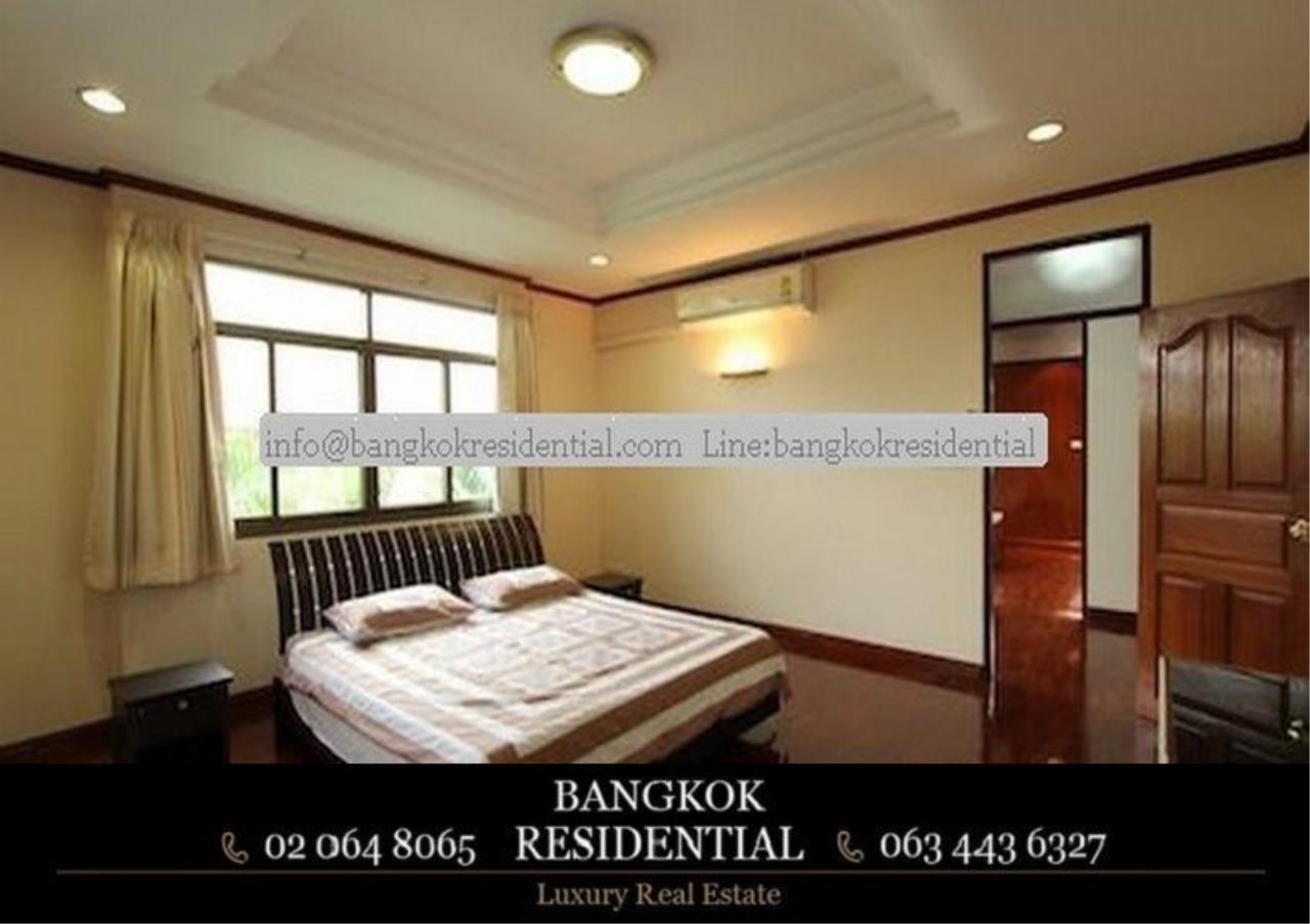 Bangkok Residential Agency's 5 Bed Single House For Rent in Nana BR8093SH 15