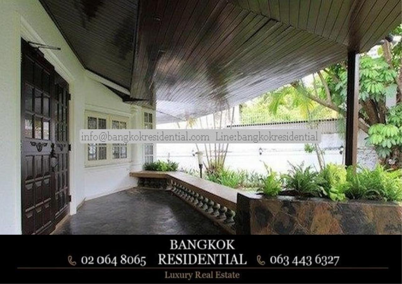 Bangkok Residential Agency's 4 Bed Single House For Rent in Thonglor BR8101SH 9