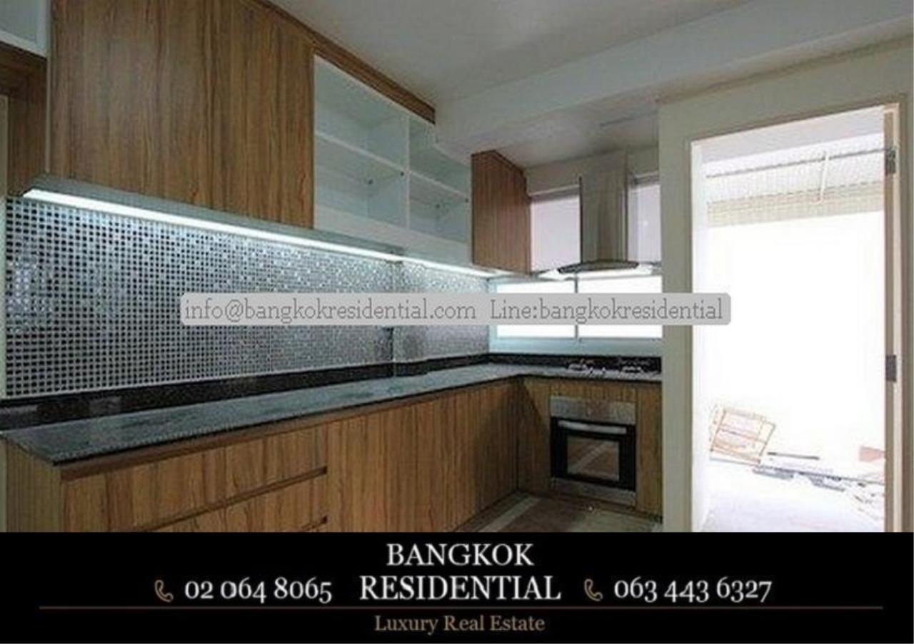 Bangkok Residential Agency's 4 Bed Single House For Rent in Thonglor BR8101SH 1