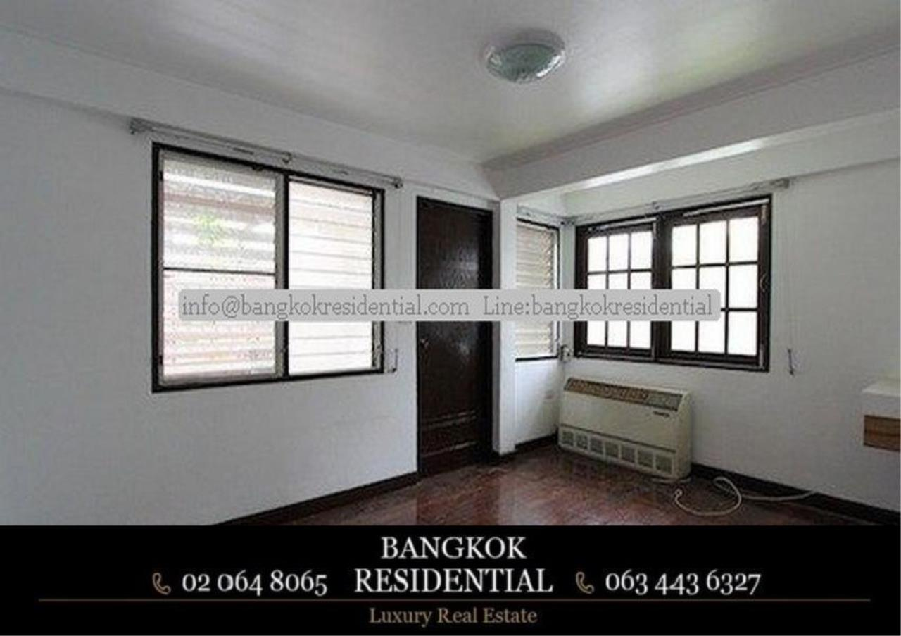 Bangkok Residential Agency's 4 Bed Single House For Rent in Thonglor BR8101SH 5