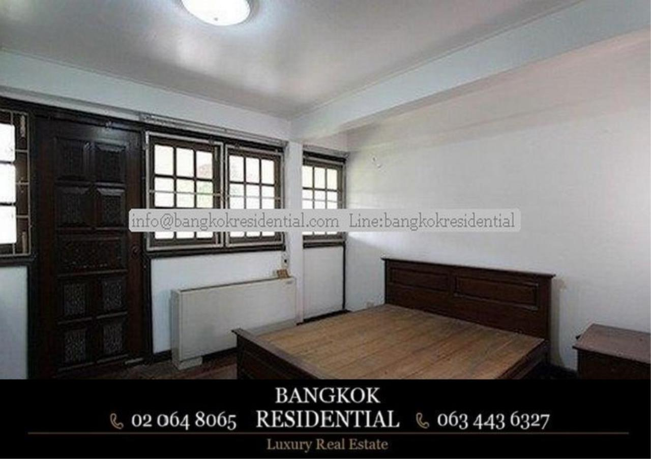 Bangkok Residential Agency's 4 Bed Single House For Rent in Thonglor BR8101SH 7