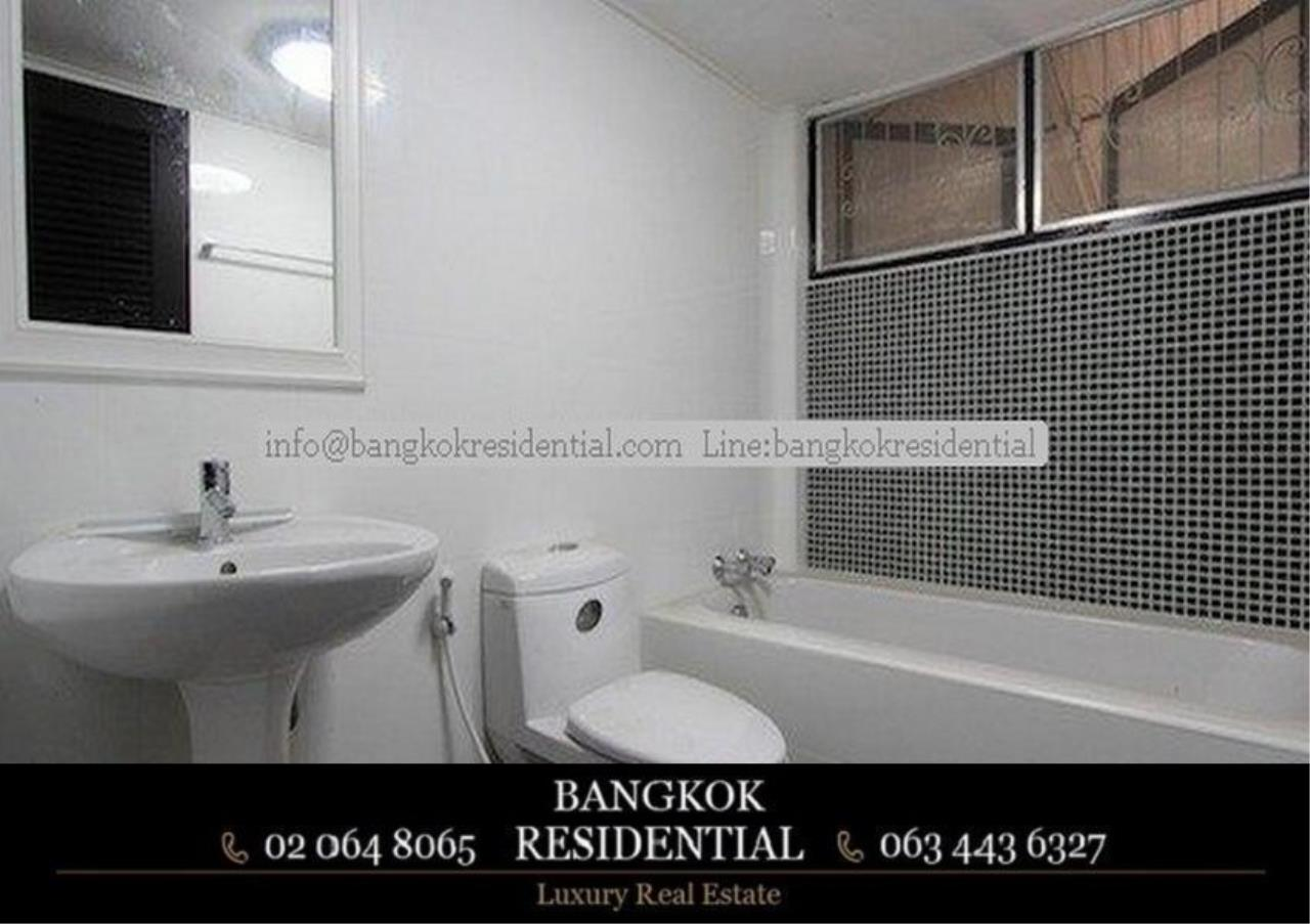 Bangkok Residential Agency's 4 Bed Single House For Rent in Thonglor BR8101SH 8
