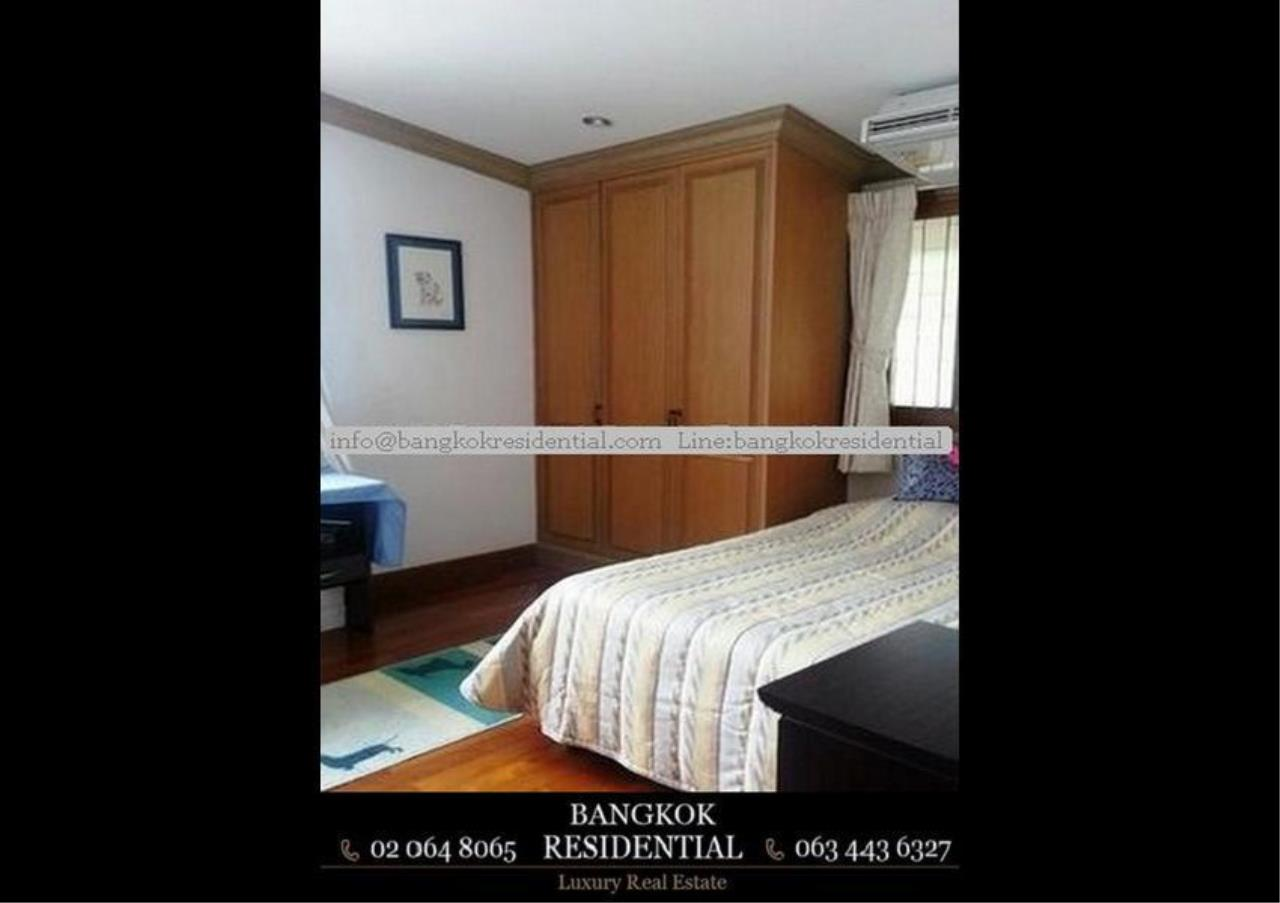 Bangkok Residential Agency's 3 Bed Single House For Rent in Ekkamai BR8124SH 8