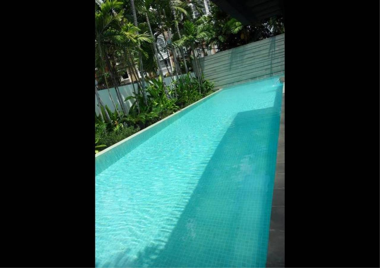 Bangkok Residential Agency's 4 Bed Single House in Compound For Rent in Sathorn BR8144SH 1