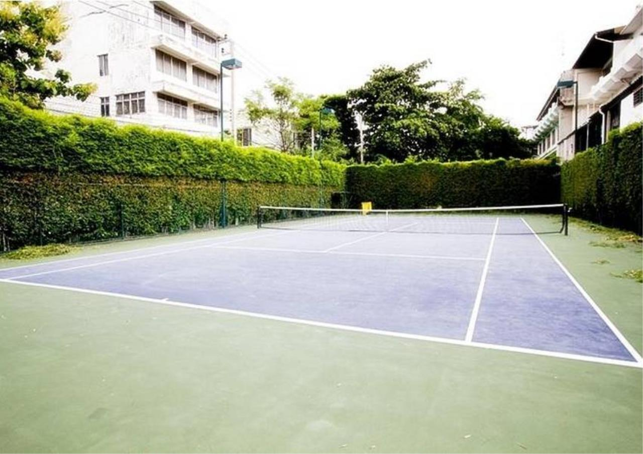 Bangkok Residential Agency's 4 Bed Single House in Compound For Rent in Sathorn BR8144SH 4