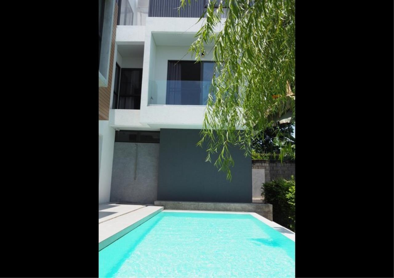 Bangkok Residential Agency's 4 Bed Single House For Rent in Bearing BR8209SH 4