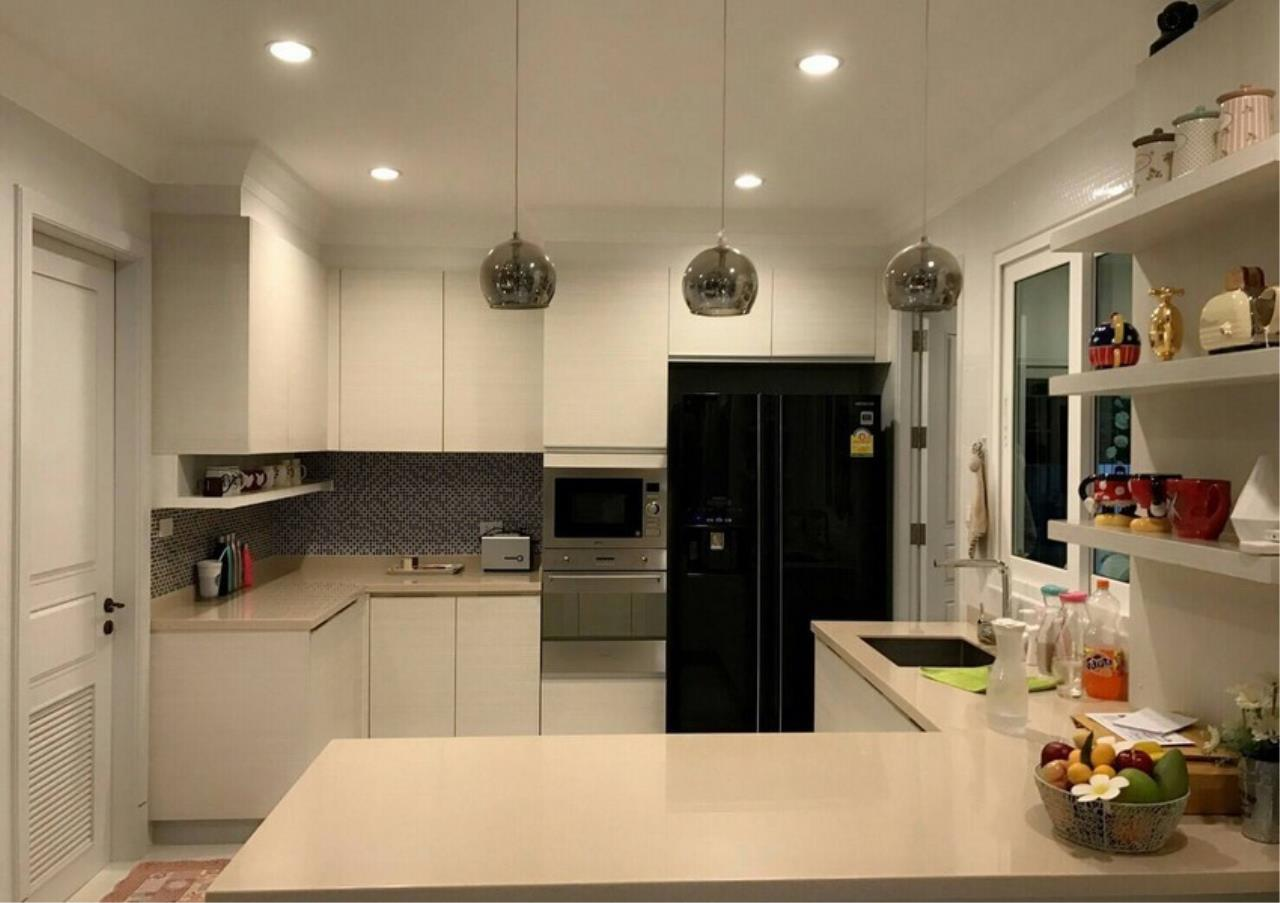 Bangkok Residential Agency's 5 Bed Single House For Sale in Punnawithee BR8223SH 5