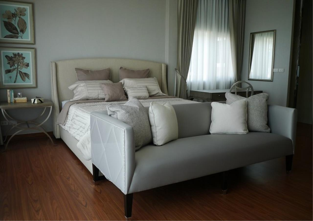 Bangkok Residential Agency's 4 Bed Detached House in Compound For Rent in Bang Na BR8235SH 24