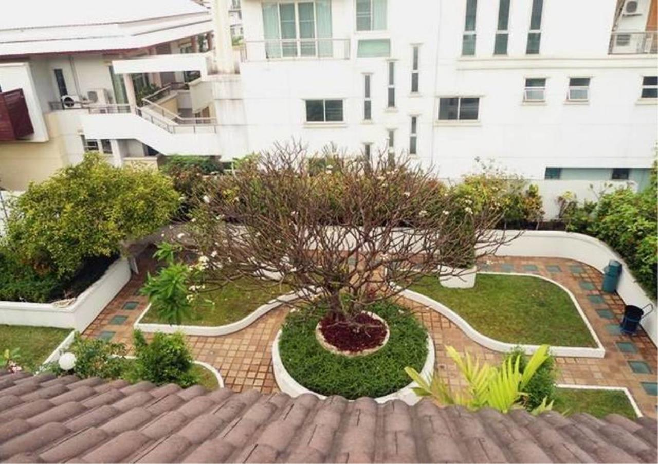 Bangkok Residential Agency's 3 Bed Townhouse For Rent in Thonglor BR8534TH 1