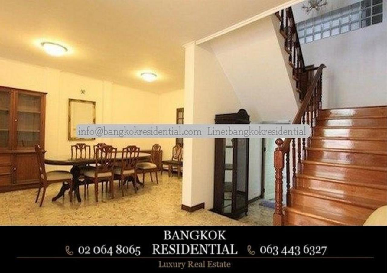Bangkok Residential Agency's 3 Bed Townhouse For Rent in Sathorn BR8537TH 3