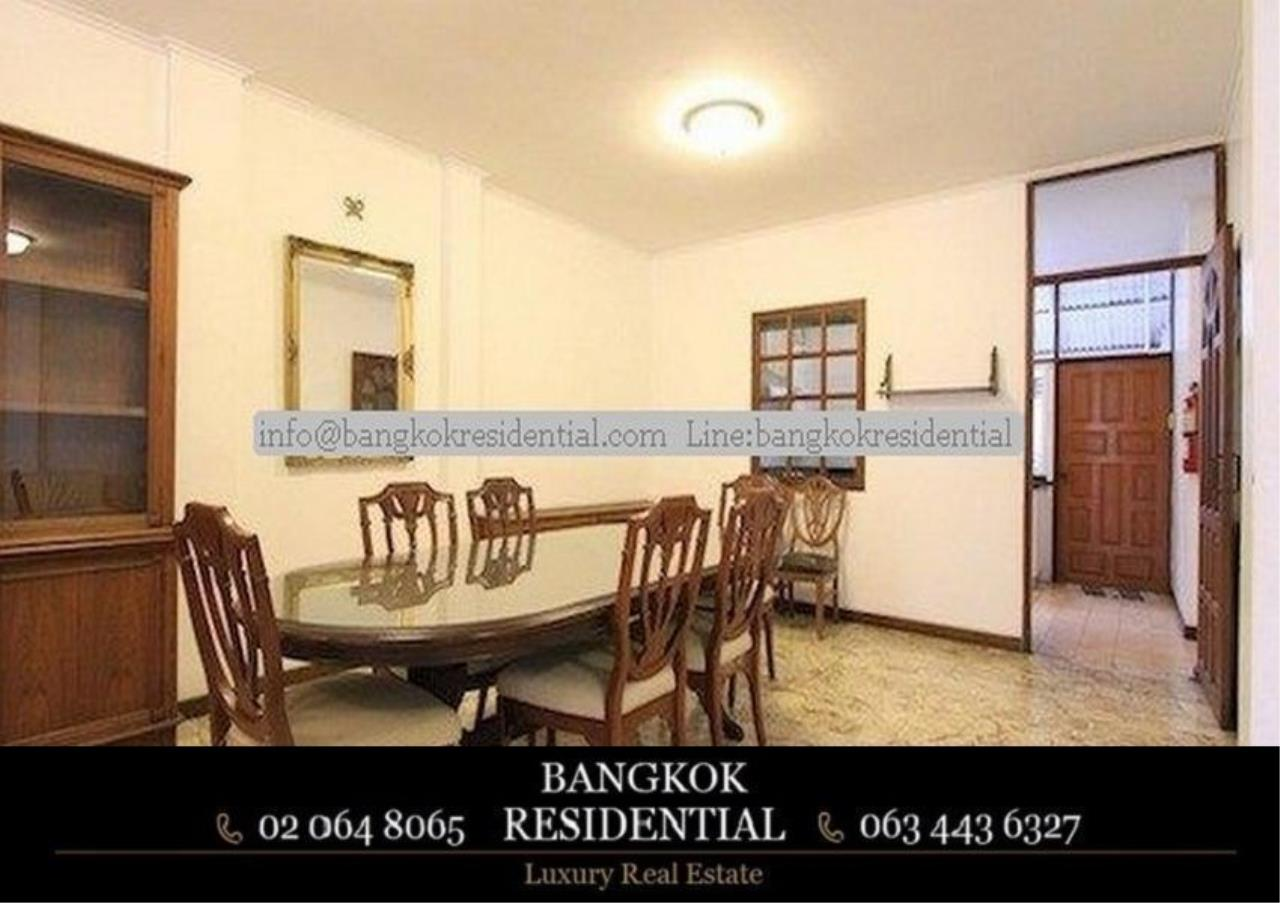 Bangkok Residential Agency's 3 Bed Townhouse For Rent in Sathorn BR8537TH 4