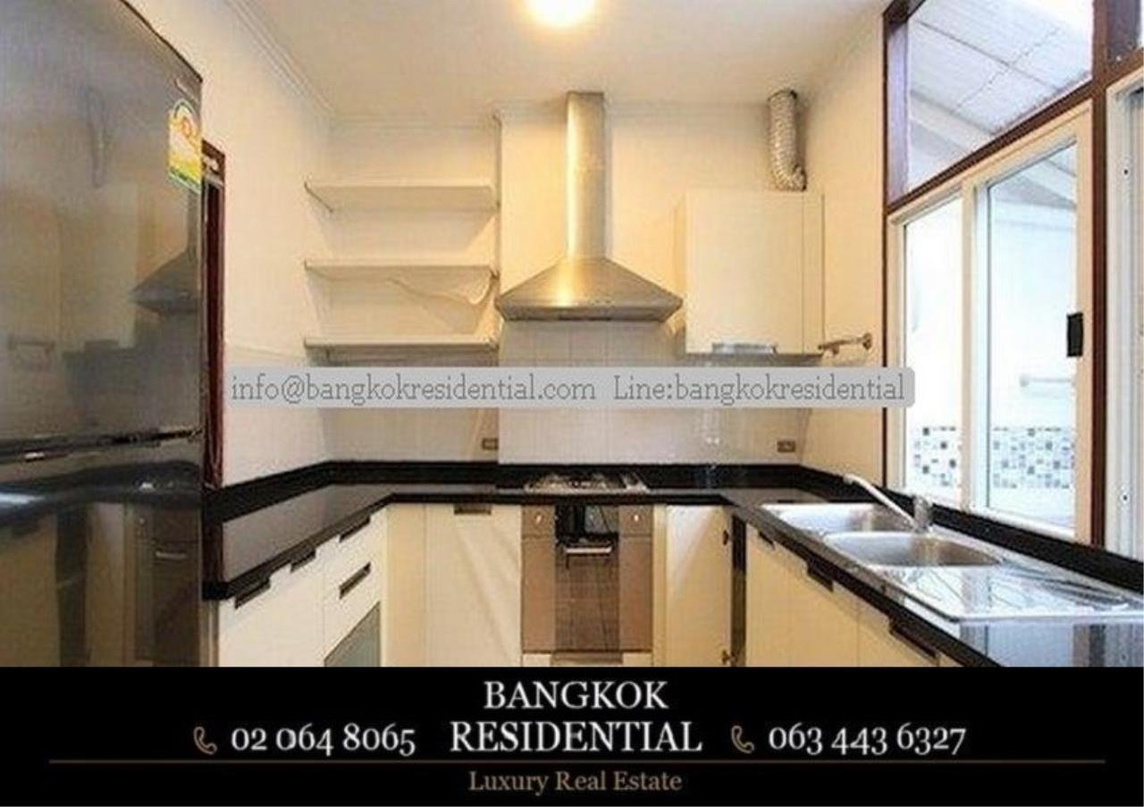 Bangkok Residential Agency's 3 Bed Townhouse For Rent in Sathorn BR8537TH 5